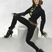 Catwoman Julie Newmar doll / action figure by infadoll