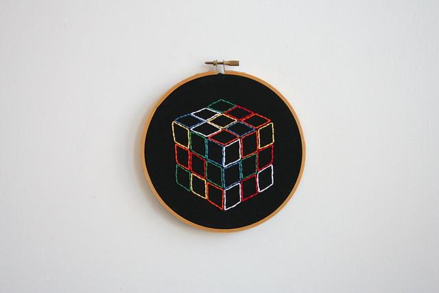 Rubik's Rainbow