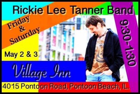 Rickie Lee Tanner 5-2, 5-3-14