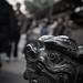 神域を衛る監視者 - Guardian dog of Shinto shrine -