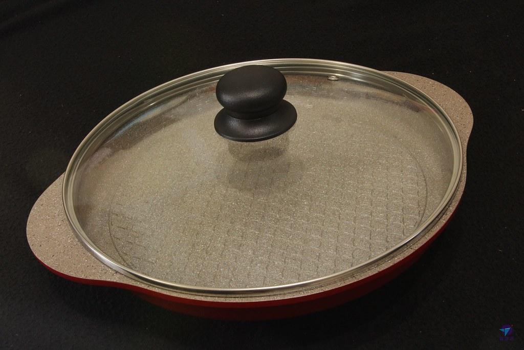 [真.開箱]不沾不黏,輕盈無負擔的【韓國Kitchen Art】時尚清新鈦石鍋具組(4鍋2蓋) [附實際烹飪影片]