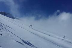 Ledovce: sezóna startuje na novém sněhu