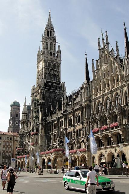 Prefeitura de Munique / New Town Hall Munich