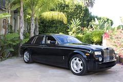 Rolls Royce Phantom Los Angeles Rental Car