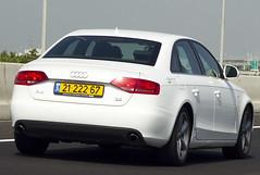 automobile(1.0), automotive exterior(1.0), audi(1.0), executive car(1.0), family car(1.0), wheel(1.0), vehicle(1.0), automotive design(1.0), mid-size car(1.0), audi a4(1.0), bumper(1.0), sedan(1.0), land vehicle(1.0), luxury vehicle(1.0), vehicle registration plate(1.0),