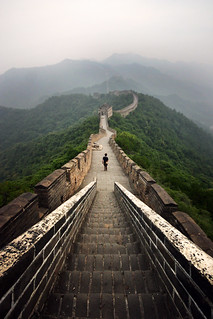 Great Wall at Dawn _ 2