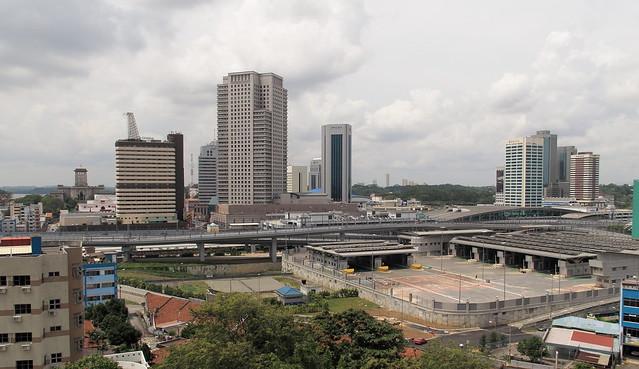 Johor Bahru CIQ complex