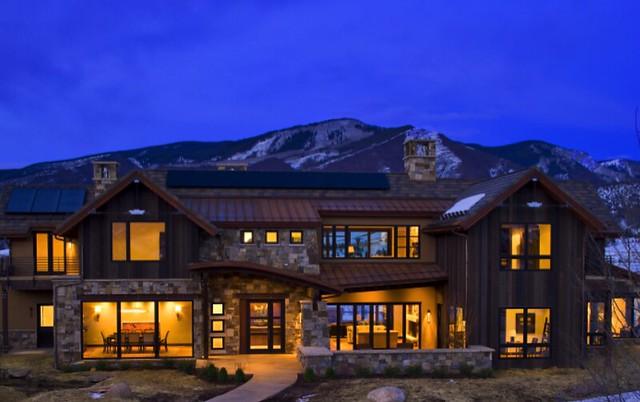 Aspen Colorado Luxury Real Estate Vision House Aspen