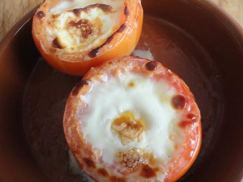 Nidos de tomate