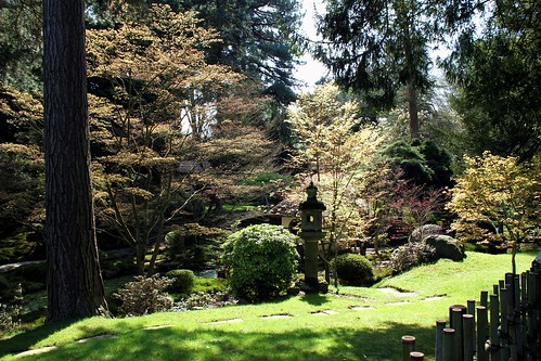 Japanese garden, Tatton Park, Cheshire