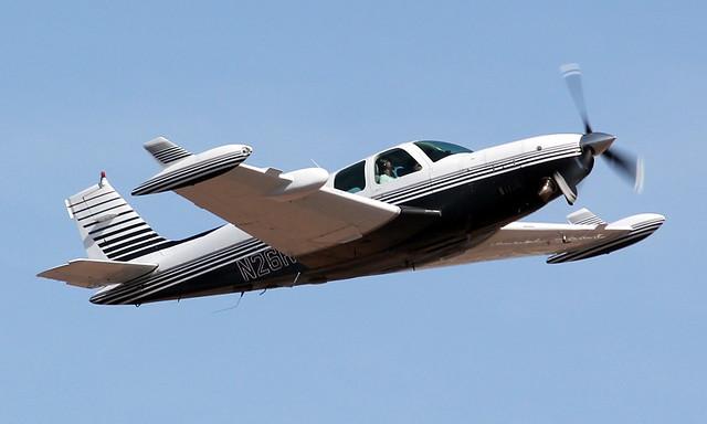 Beechcraft Bonanza B36TC four/six-seat cabin monoplane
