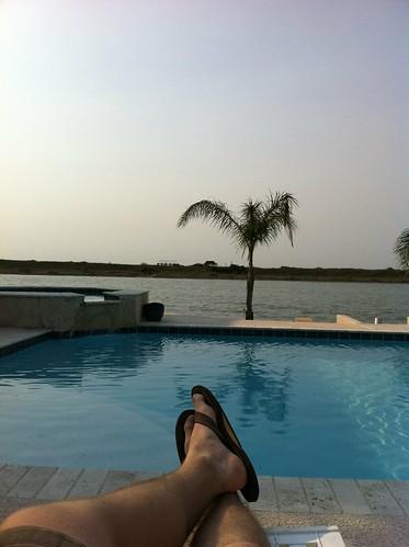pool texas portoconnor