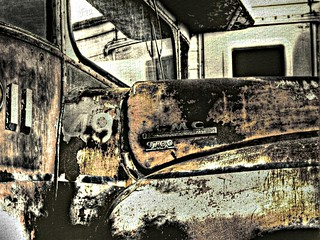 Rusted and Faded