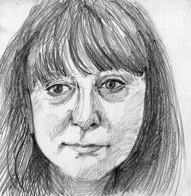 Maureen for Julia Kay's Portrait Party