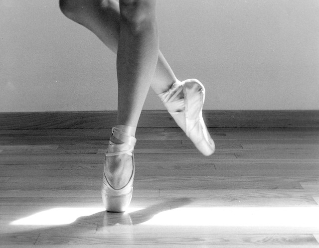 the gallery for gt pointe shoes photography black and white