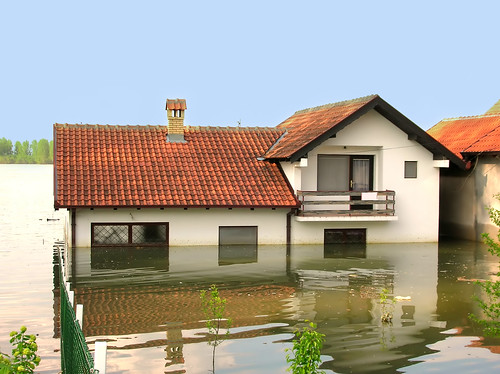 Flooding can be very costly for insurance companies and cause devastation for home owners