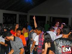 Fiesta de los trabajadores en el club de los Robles Juan López