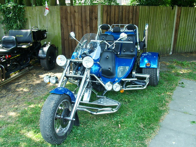 39 bluebelle 39 boom trike flickr photo sharing. Black Bedroom Furniture Sets. Home Design Ideas