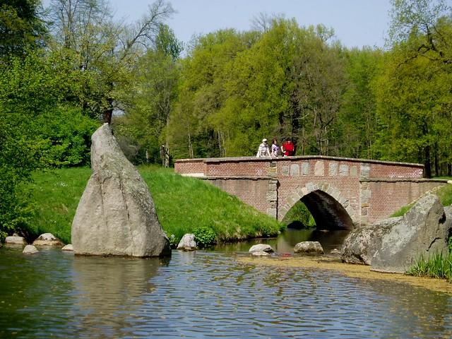 Brücke Muskauer Park