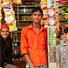 Hanging Out at the Corner Shop - Old Dhaka, Bangladesh
