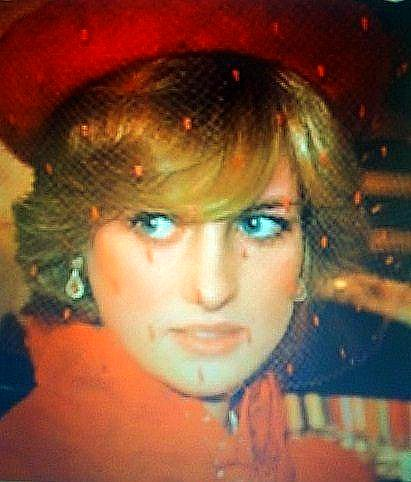 The Late Princess Diana of Wales
