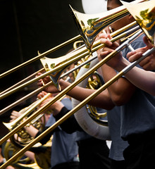 classical music, trumpet, trombone, types of trombone, brass instrument, wind instrument,