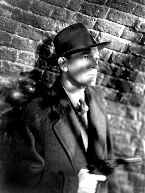 Joseph Cotton; in''The Third Man'' 1949