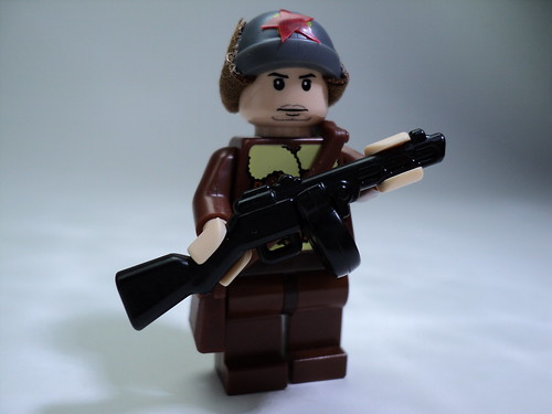 Lego ww2 russian soldiers new russian soldier concept