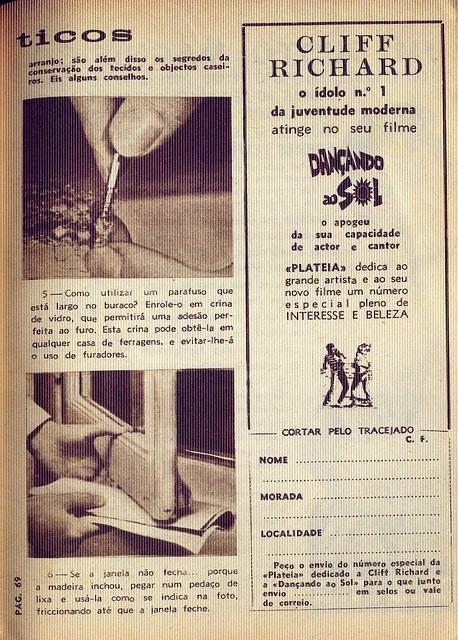 Crónica Feminina, Nº 466, Outubro 28 1965 - 68