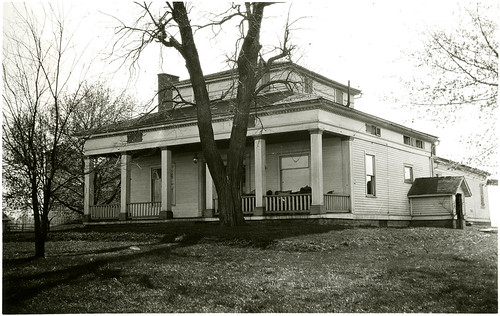 House, North of Wellington, Ohio. 1923.