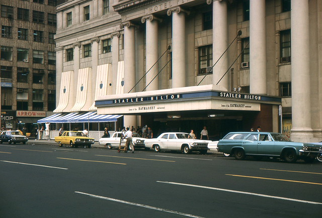 NYC - Statler Hilton Hotel