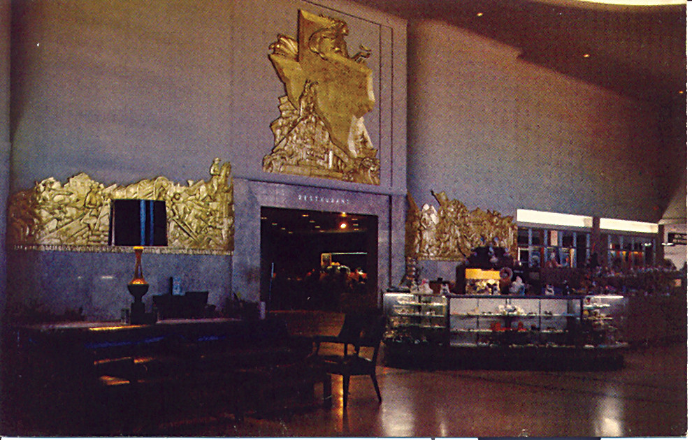 Greater southwest international airport dining room for Dining room entrance