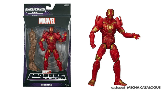 Marvel Legends (Guardians of the Galaxy) - Iron Man