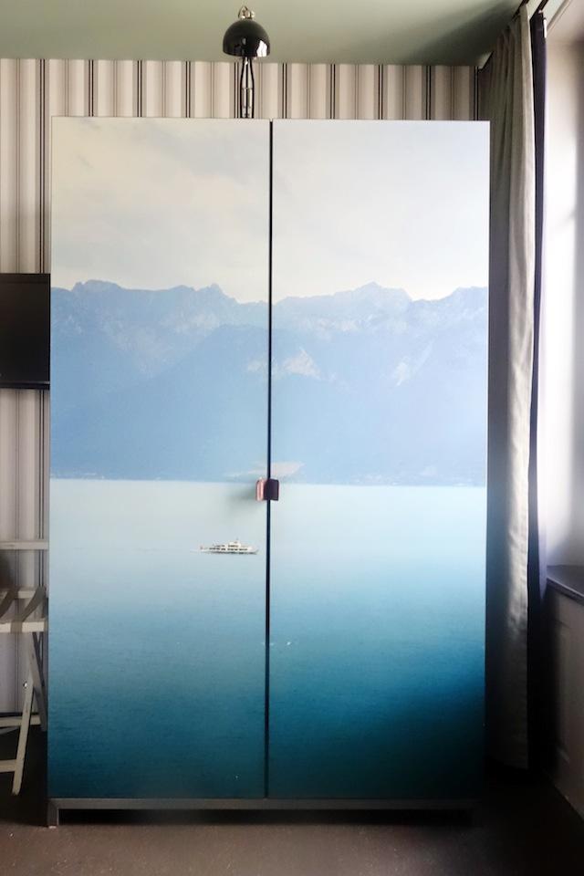 Hotel Helvetia Zurich interior