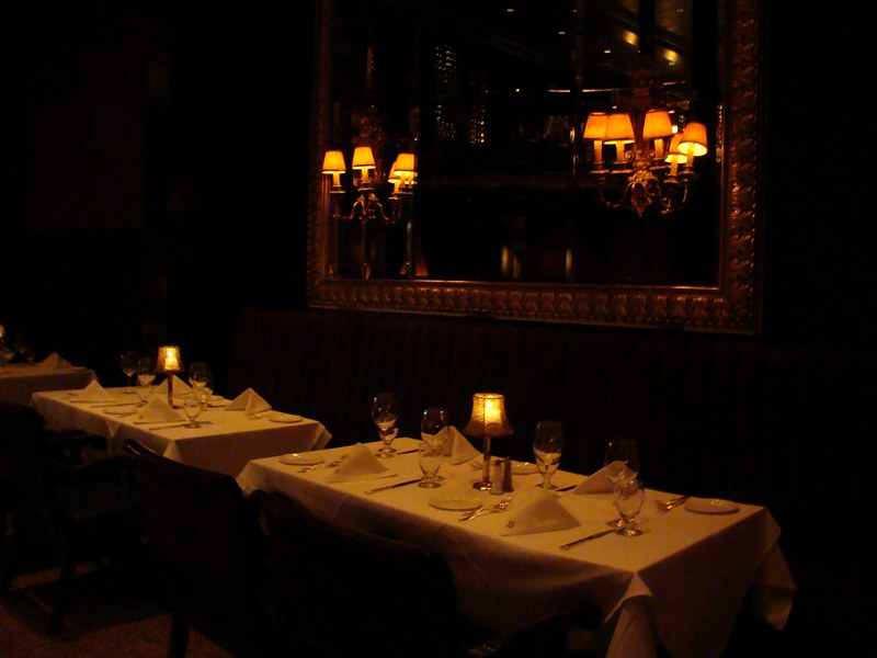 Hy's Steakhouse Toronto