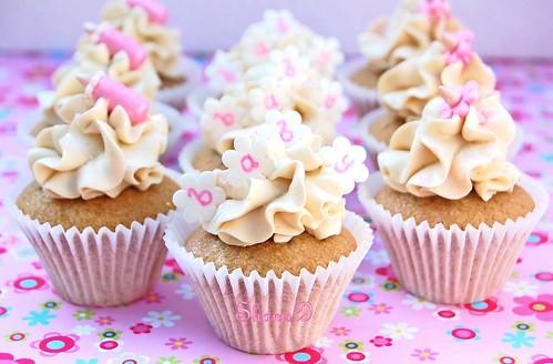 Simple Mini Cupcakes.....