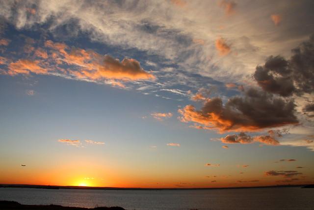 Sunset at La Perouse, Sydney [explored]