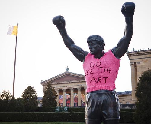 Rocky says . . .