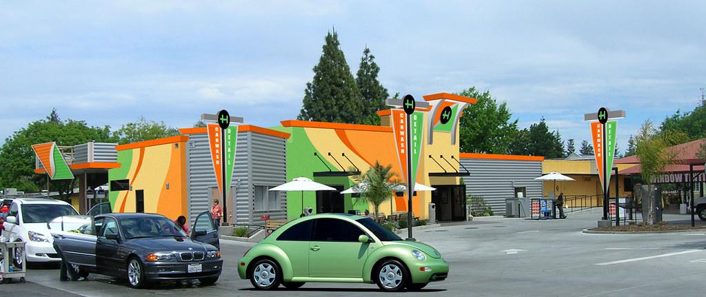 Harv S Car Wash Sacramento Ca