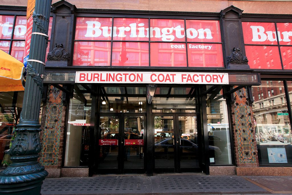 Burlington Coat Factory - New York