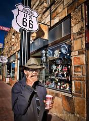 Harmonica Man, Route 66