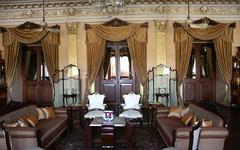 Nizam-style visitors lounge