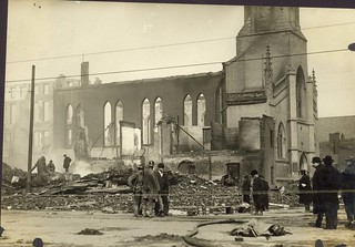 Park Presbyterian Church, Dayton, OH - 1913 Flood