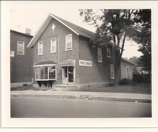 Deseronto Public Library at 309 Main Street