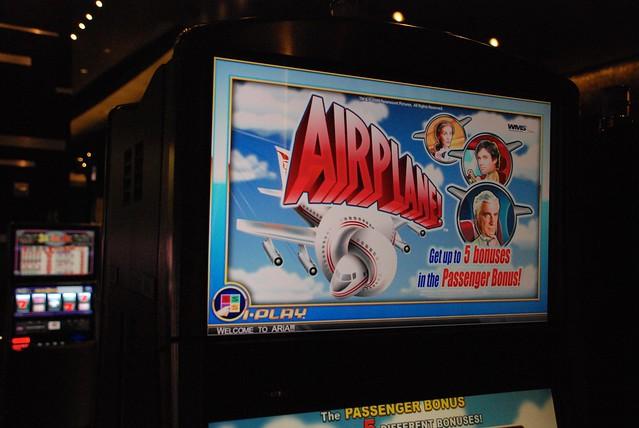 airplane slot machine game