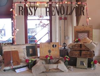 Rosy Revolver @ The Handmade Market