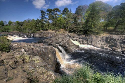 low force falls