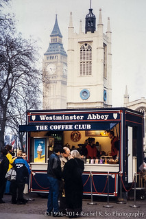 The Coffee Club, Westminster Abbey