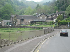 The Abbey Hotel, Tintern, Wales