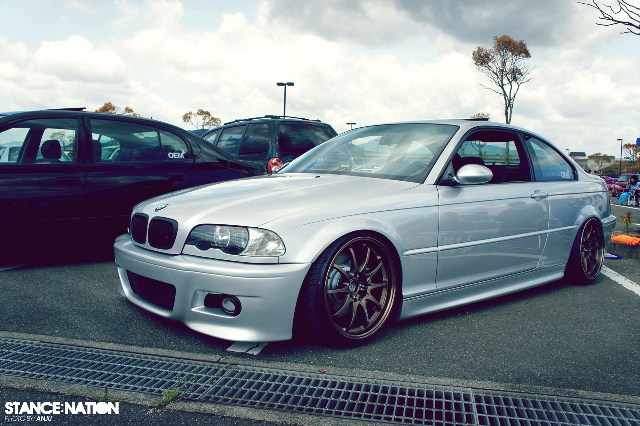 usdm e46 from japan stancenation form function. Black Bedroom Furniture Sets. Home Design Ideas